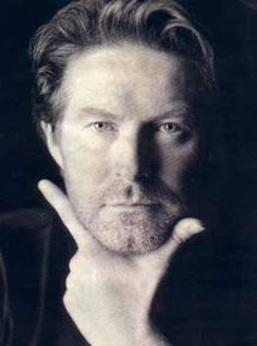 The brilliant...Don Henley.  The smokin' hote Don Henley!