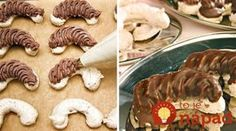Christmas Sweets, Christmas Baking, Christmas Cookies, Xmas, Czech Recipes, Pavlova, Gingerbread Cookies, Nutella, Cooker