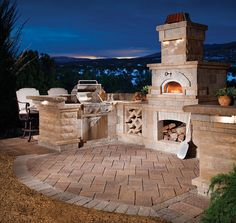 Belgard's outdoor kitchen's are a perfect place to entertain your family's gathering. Stone Creations of Long Island Pavers and Masonry Corp. www.stonecreationsoflongisland.net