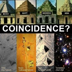 Orion's Belt, Strange Places, Mystery Of History, Ancient Aliens, Coincidences, Best Funny Pictures, Constellations, Egypt, Louvre