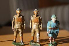 W. Britain Toy Soldiers
