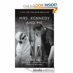 Clint Hill was Jackie Kennedy's Secret Service Agent and walks through their 4 years together. Written very well