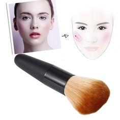 Faces Cosmetics, It Cosmetics Brushes, Makeup Cosmetics, Makeup Brushes, Cosmetic Brushes, Contour Makeup, Blush Makeup, Makeup Brush Price, Blusher Brush