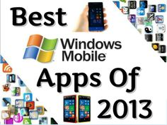 Best - Top - Popular Windows Mobile Apps Of 2013