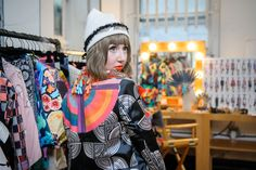 An intrepid traveler and wig addict, now fate and Desigual are taking Misha to NYC to carry out her next project, styling the SS 2016 show. The adventure continues forth is creative individual who with her special outlook on fashion, has managed to stand out from the crowd both on and offline.