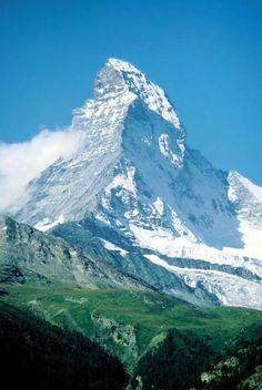 snowboarding the Matterhorn - i think yes!