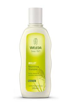 Weleda Shampoo - Millet Nourishing - 6.4 oz