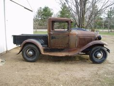 31 Ford Model A Pickup Truck