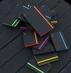 Fancy - Black Punk Notebooks