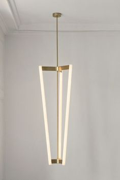 Tube Chandelier - Michael Anastassiades by guida