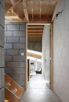 Gebruik betonstenen 'niet helemaal overtuigd voor de woonruimtes'