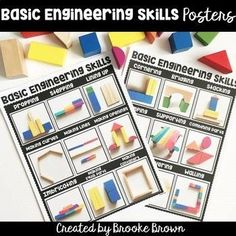 Subject Basic Principles, Engineering Grade Levels PreK, Kindergarten, 1st, 2nd, 3rd, 4th, 5th