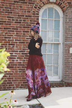 3 Ways To Layer It: The Maxi Dress
