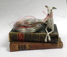 Isn't this cool!? Lorraine Corrigan sculpture.