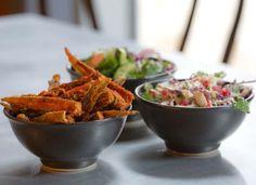 Okra fries - dishoom - recipe - womens health uk
