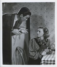 THE SHOP AROUND THE CORNER photo MARGARET SULLAVAN/JAMES STEWART