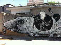 Street Art de Alex Senna