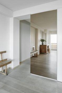 photography by STØR Mirror Decor Living Room, Bedroom Decor, Interior Decorating, Interior Design, Arch Interior, Condo Living, Cuisines Design, Door Design, My Room