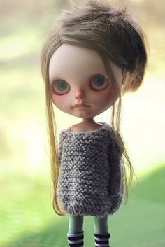 dollcabinet: My new ToléTolé girl by andreea♥mariuka on Flickr.