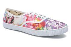 Victoria Victoria Estamp. Flores (Multicolore) - Sneakers su Sarenza.it (222247)