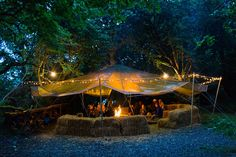 Fforest wedding venue, Wales
