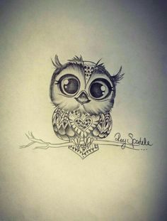 I love owls and want to buy everything that has to do with cute littlw owls like this.