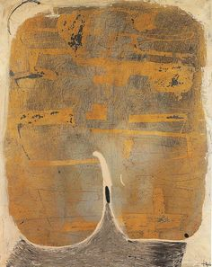 Antoni Tàpies (Catalan/Spanish, Painting n. Oil and varnish on canvas.via mondialchaos Tachisme, Abstract Expressionism, Abstract Art, Abstract Paintings, Modern Art, Contemporary Art, Gelli Plate Printing, Tate Gallery, Spanish Artists
