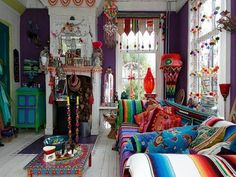images of bohemian style decor | Bohemian Style Home Decor