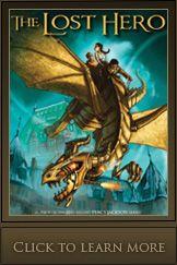Lost Heroes series by Rick Riordan #mythology #books #YA