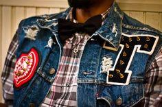 Patches: roupas com aplicações é tendência masculina