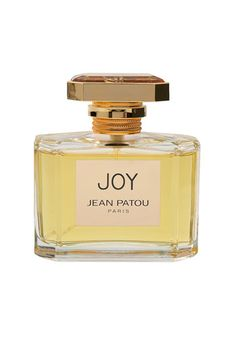 Joy by Jean Patou Eau de Parfum - Top notes of Bulgarian rose, ylang-ylang, and tuberose. Middle and base notes of jasmine from Grasse and May rose.