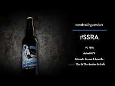 Stone Sublimely Self-Righteous Ale Video  #craftbeer #stonebrewing