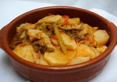 Asopaipas. Recetas de Cocina Casera .: Sopas Perotas