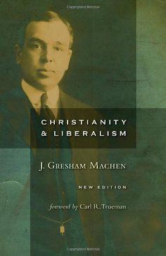Christianity and Liberalism, new ed. by J. Gresham Machen http://www.amazon.com/dp/0802864996/ref=cm_sw_r_pi_dp_usSRvb1PN3W2T