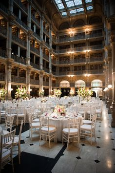 George Peabody Library  Engagement party....can't wait