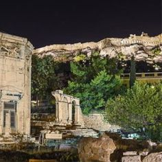 old ruins on Archeological site, Athens Greece Holiday, Archaeological Site, Holiday Destinations, Athens, Mount Rushmore, Mountains, Nature, Travel, Naturaleza