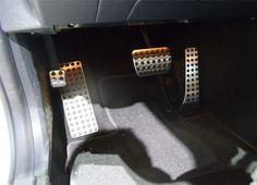 No Drilling! Gas Fuel Brake Footrest Foot Rest Pedal Pad Cover For Benz W202 W203 W204 W205 W210 W211 W212 X204 C E GLK Class #Affiliate