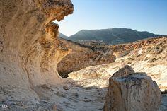 Acantilados fosiles en Rodalquilar