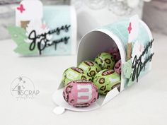 "Australe: #Tampons et #matrices de coupe #dies #4enSCRAP ""#Boite #cadeau"" #scrapbooking Tampons, Baby Shoes, Scrapbooking, Kids, Cutaway, Happy Easter, Customized Gifts, Young Children, Boys"