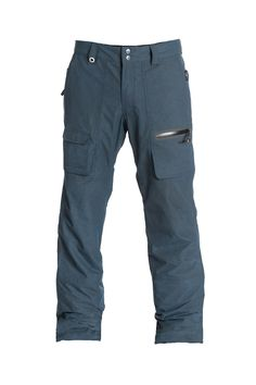 These pants are bomber. With a 15k Waterproofing and moisture wicking taffeta lining how could you go wrong? Whether cruising the mountain, slaying the park or killing it in the backcountry, the Dark and Stormy Pant has you covered