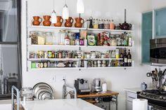 Warum Einbauschränke kaufen? Hier ist eine Küche, die Sie einfach mitnehmen können, wenn Sie umziehen.