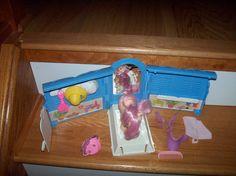My Little Pony Pretty Parlor Stable Peachy Pony by TreasuredRetro