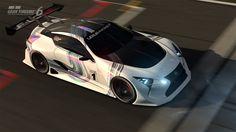 "Lexus LF-LC GT ""Vision Gran Turismo"" Virtually Ready [25 Pics]"