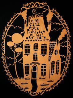 #papercutting   www.paperpan.tumblr.com