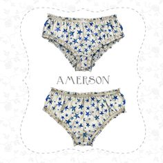 amerson Amerson: Technical Details + Pattern