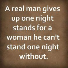 Yes they do....my babe move to a town he knew no-one to be with me & my kids.... He hates going one night not laying next to me at night