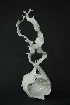 Kiss of Eternity / 2009 / Porcelain
