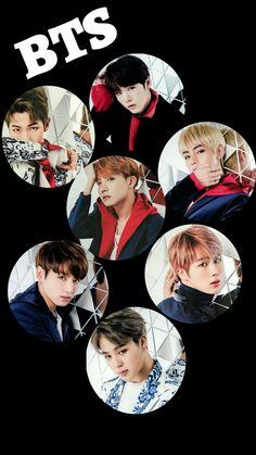 BTS   Fondo de pantalla  ( Wallpaper ) ✌..