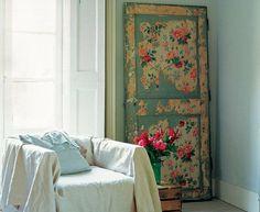 10 fun ideas for old doors