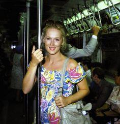 Meryl Streep, 1981 - Gorgeous then, gorgeous now!